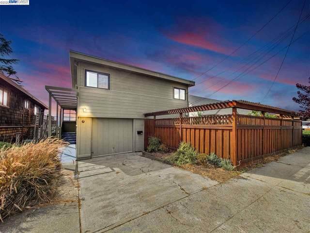 681 Sonoma St, Richmond, CA 94805 (#BE40917183) :: The Sean Cooper Real Estate Group