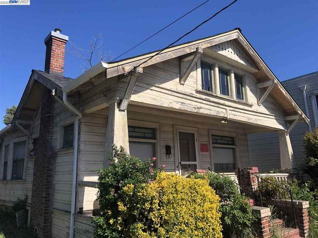 118 11Th St, Richmond, CA 94801 (#BE40918700) :: Strock Real Estate