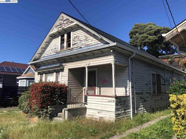 120 11Th St, Richmond, CA 94801 (#BE40918701) :: The Kulda Real Estate Group