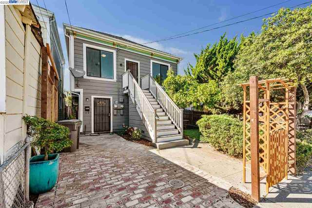 2045 20Th Ave, Oakland, CA 94606 (#BE40918782) :: The Sean Cooper Real Estate Group
