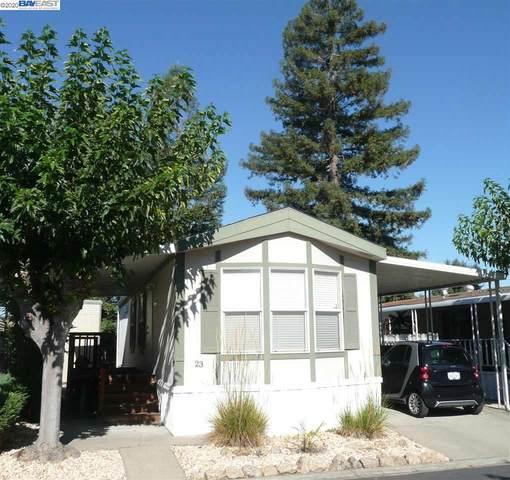 3231 Vineyard Ave. 23, Pleasanton, CA 94566 (#BE40918806) :: The Realty Society