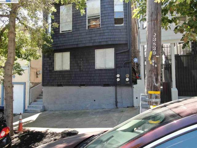 2025 E 20Th St, Oakland, CA 94606 (#BE40918819) :: Real Estate Experts