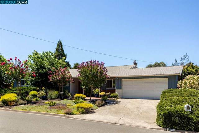 373 Shire Oaks Ct, Lafayette, CA 94549 (#CC40918870) :: The Realty Society