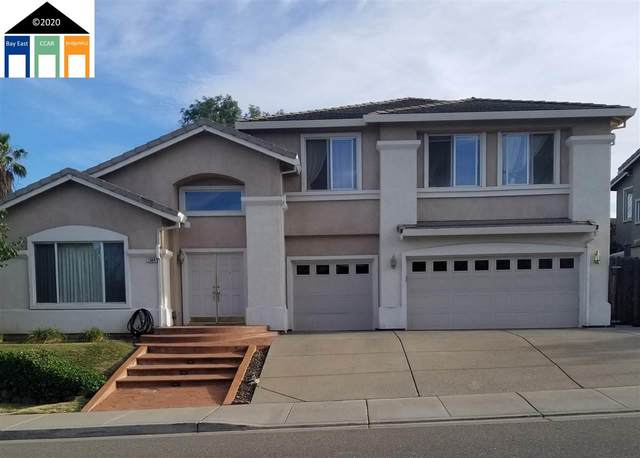 1344 Mokelumne Dr, Antioch, CA 94531 (#MR40918873) :: RE/MAX Gold