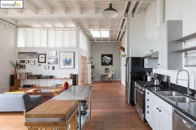 1018 4Th Ave 305, Oakland, CA 94606 (#EB40918608) :: Strock Real Estate