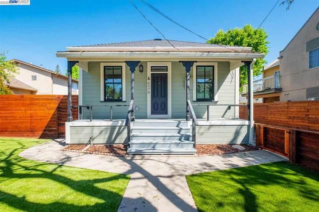 4578 Augustine St, Pleasanton, CA 94566 (#BE40918990) :: The Goss Real Estate Group, Keller Williams Bay Area Estates