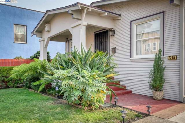 7215 Orral St, Oakland, CA 94621 (#BE40919042) :: Real Estate Experts