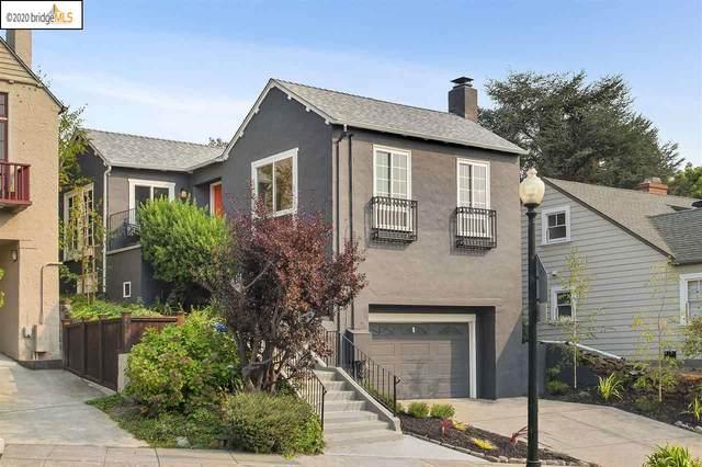921 Mandana Blvd, Oakland, CA 94610 (#EB40919066) :: The Realty Society