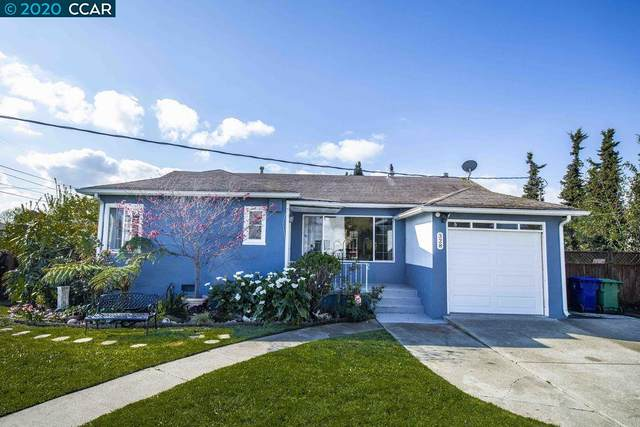 328 Silver Ave, Richmond, CA 94801 (#CC40919072) :: Real Estate Experts