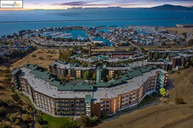 1400 Pinnacle Ct 112, Richmond, CA 94801 (#EB40919100) :: Strock Real Estate