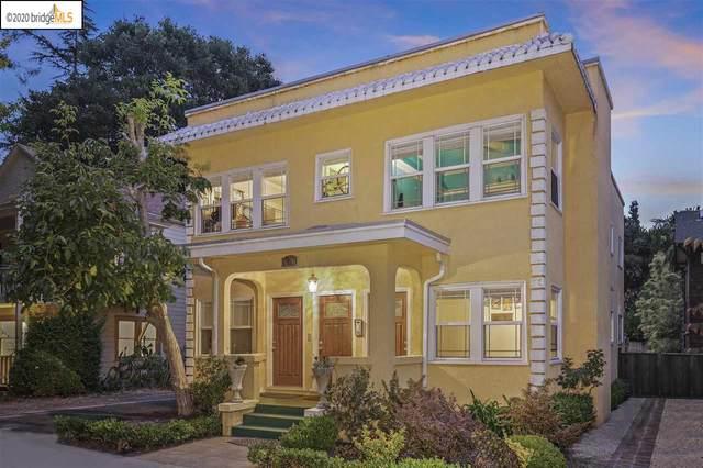 93 Glen Avenue, Oakland, CA 94611 (#EB40919103) :: Real Estate Experts