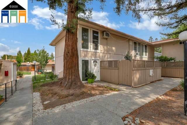 1681 Alvarado Ave 10, Walnut Creek, CA 94597 (#MR40919194) :: The Realty Society
