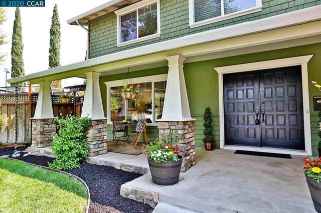 2548 Pawnee Drive, Walnut Creek, CA 94598 (#CC40919239) :: Real Estate Experts