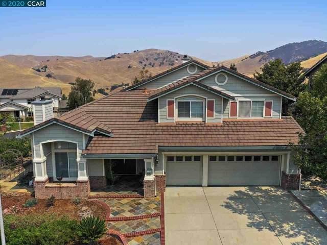1145 Peacock Creek Dr, Clayton, CA 94517 (#CC40917180) :: The Sean Cooper Real Estate Group