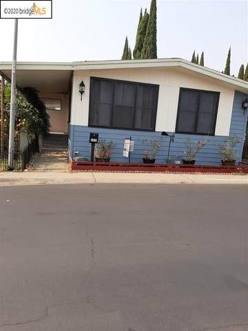 121 Paulette Way 121, Antioch, CA 94509 (#EB40919261) :: The Realty Society