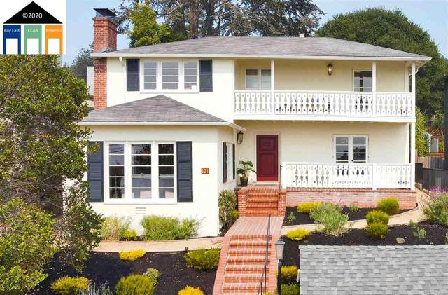 621 San Luis Rd, Berkeley, CA 94707 (#MR40919186) :: The Realty Society