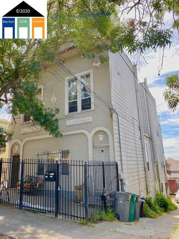 1837 E 19Th St, Oakland, CA 94606 (#MR40916209) :: Real Estate Experts