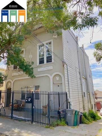 1837 E 19Th St, Oakland, CA 94606 (#MR40916209) :: The Sean Cooper Real Estate Group