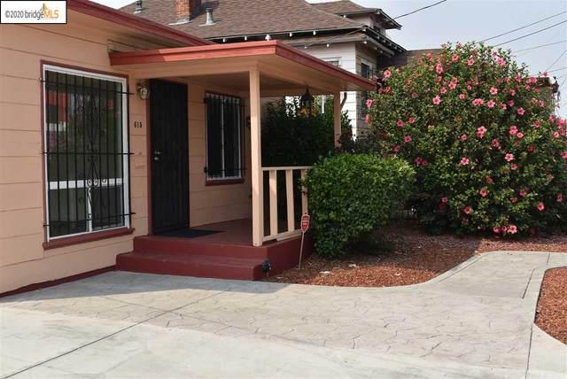 615 Douglas, Oakland, CA 94603 (#EB40918956) :: Strock Real Estate