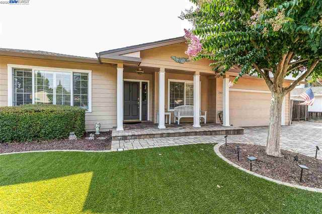 2435 Crestline Rd, Pleasanton, CA 94566 (#BE40919573) :: Strock Real Estate