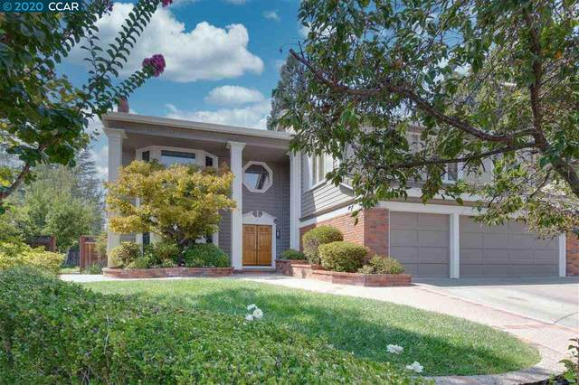 460 Edinburgh Cir, Danville, CA 94526 (#CC40919572) :: The Realty Society