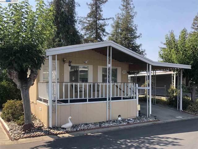 3231 Vineyard Avenue 20, Pleasanton, CA 94566 (#BE40919604) :: The Realty Society