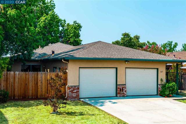 1427 Balhan Dr, Concord, CA 94521 (#CC40919673) :: The Realty Society