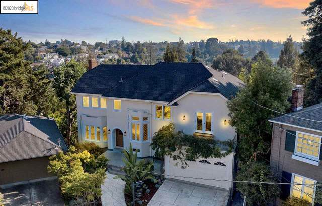 1 Hillwood Pl, Oakland, CA 94610 (#EB40919728) :: The Realty Society