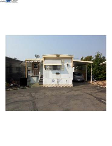 1200 W Winton Avenue 116, Hayward, CA 94545 (#BE40919747) :: The Realty Society