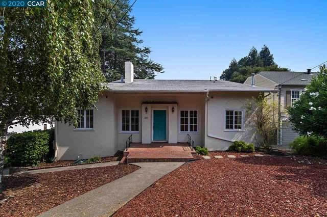 5954 Johnston Dr, Oakland, CA 94611 (#CC40919761) :: The Sean Cooper Real Estate Group