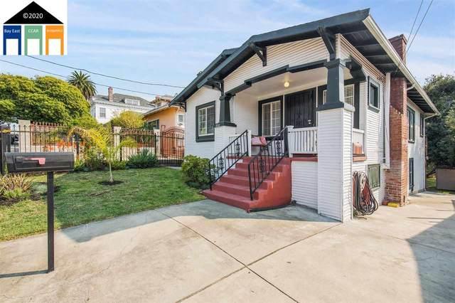 1931 E 27th, Oakland, CA 94606 (#MR40919759) :: Strock Real Estate
