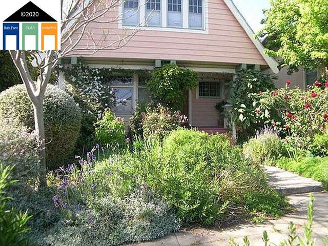 1711 Parker St #B, Berkeley, CA 94703 (#MR40919767) :: The Goss Real Estate Group, Keller Williams Bay Area Estates