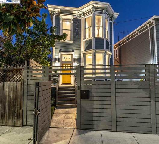 734 Peralta St., Oakland, CA 94607 (#BE40919772) :: Real Estate Experts