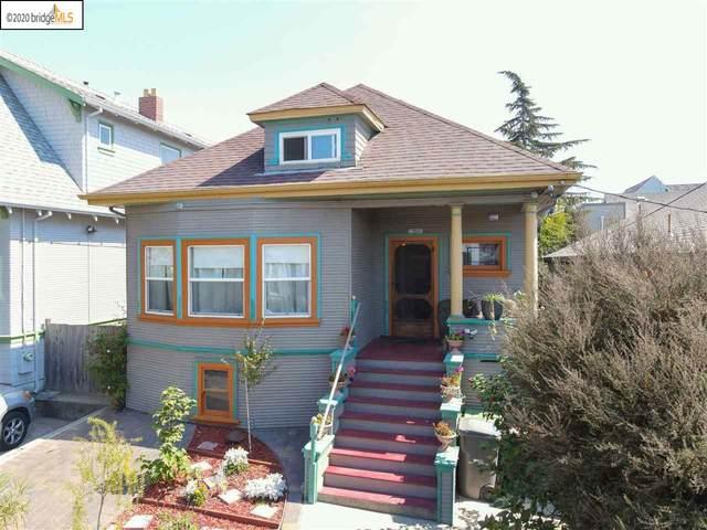 2208 9Th Ave, Oakland, CA 94606 (#EB40918229) :: The Sean Cooper Real Estate Group