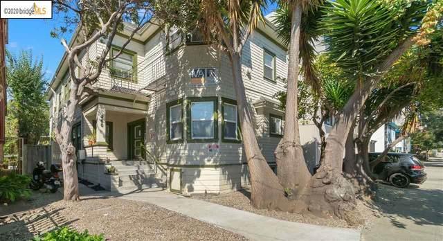 460 28Th St, Oakland, CA 94609 (#EB40919920) :: Strock Real Estate
