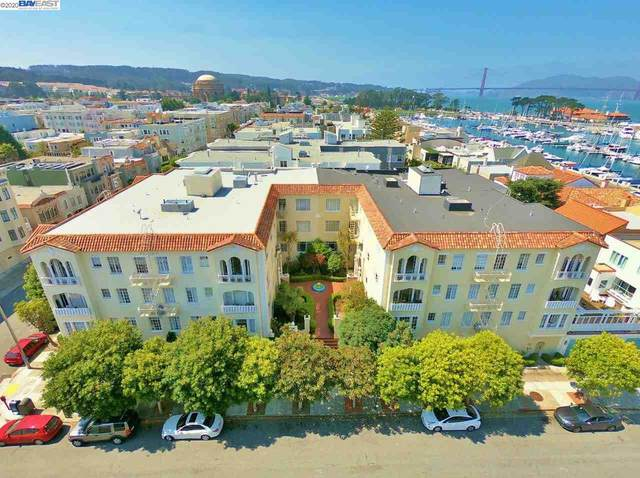 3835 Scott St 203, San Francisco, CA 94123 (#BE40919934) :: The Sean Cooper Real Estate Group