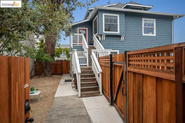 3046 Telegraph Ave 1, Berkeley, CA 94705 (#EB40919940) :: Real Estate Experts