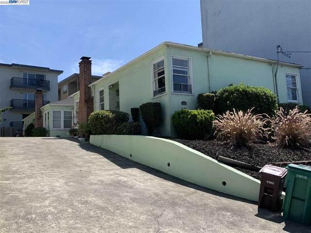 3770 Harrison St, Oakland, CA 94611 (#BE40919949) :: Schneider Estates