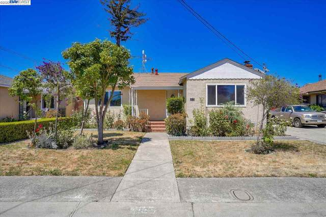 14970 Western Ave, San Leandro, CA 94578 (#BE40919984) :: The Sean Cooper Real Estate Group