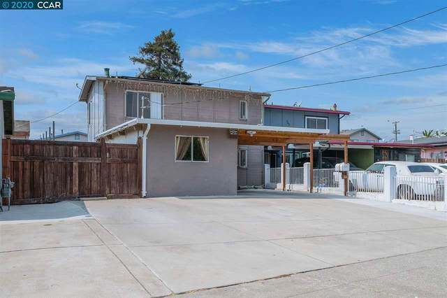 271 S 47th St, Richmond, CA 94804 (#CC40920034) :: The Kulda Real Estate Group