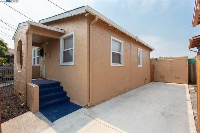 9421 Cherry St, Oakland, CA 94603 (#BE40920081) :: The Sean Cooper Real Estate Group