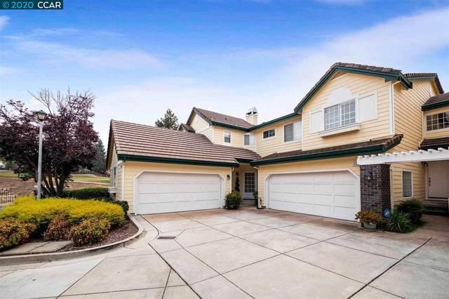 1433 Indianhead Cir, Clayton, CA 94517 (#CC40920120) :: RE/MAX Gold