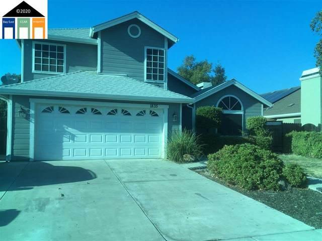 1835 Harvest Landing Lane, Tracy, CA 95376 (#MR40920150) :: Real Estate Experts