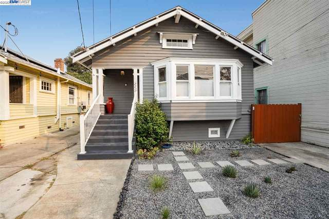 2208 8Th Ave, Oakland, CA 94606 (#BE40920108) :: The Sean Cooper Real Estate Group