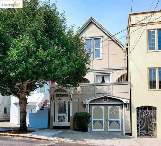 310 Jersey St, San Francisco, CA 94114 (#EB40920196) :: RE/MAX Gold