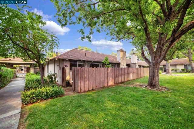 825 Oak Grove Rd 98, Concord, CA 94518 (#CC40920208) :: Intero Real Estate