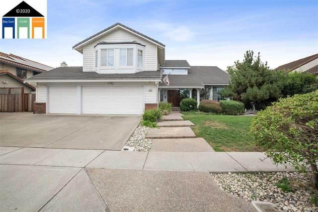 3338 Sanderling Dr, Fremont, CA 94555 (#MR40920230) :: Real Estate Experts