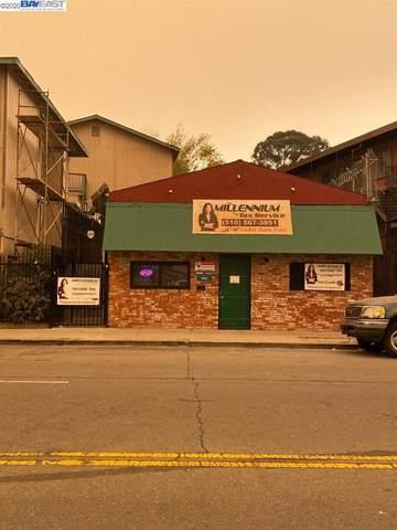 9954 Macarthur Blvd, Oakland, CA 94605 (#BE40920242) :: Strock Real Estate