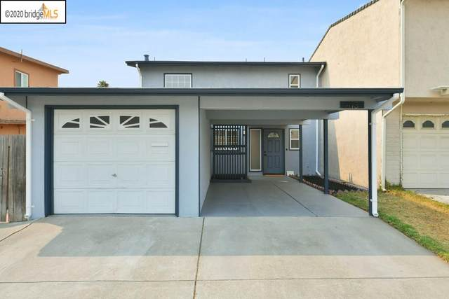 413 S 45TH Street, Richmond, CA 94804 (#EB40920266) :: The Kulda Real Estate Group