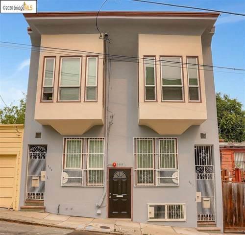 500 Hickory St, San Francisco, CA 94102 (#EB40920277) :: The Realty Society